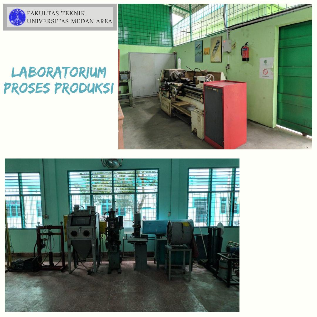 Lab Mesin Fakultas Teknik UMA Terbaik di Meda