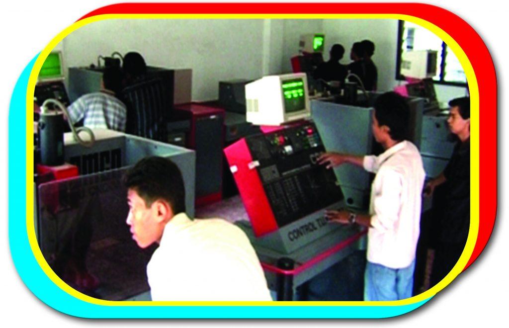 lab industri