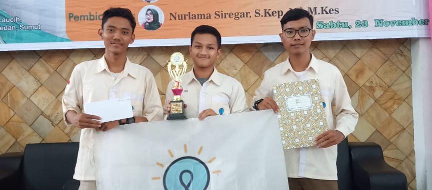 mahasiswa-ukm-karisma-uma-meraih-juara-2-lomba-debat-nursing-expo-2019