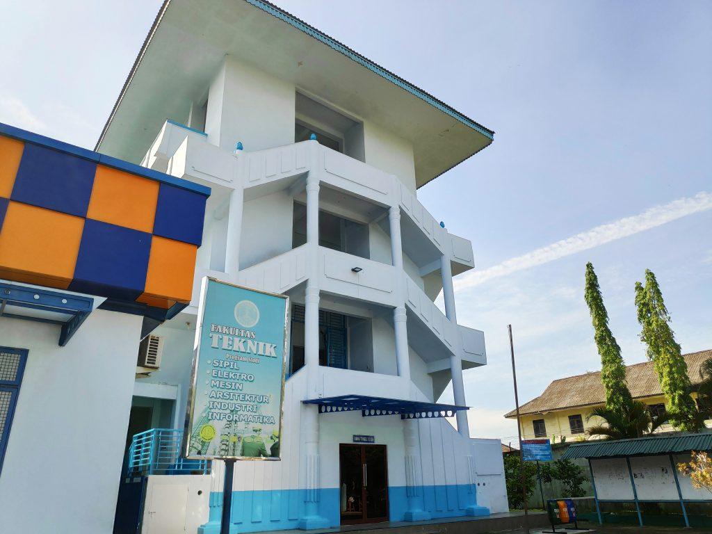 Fakultas TEKNIK Terbaik di Medan